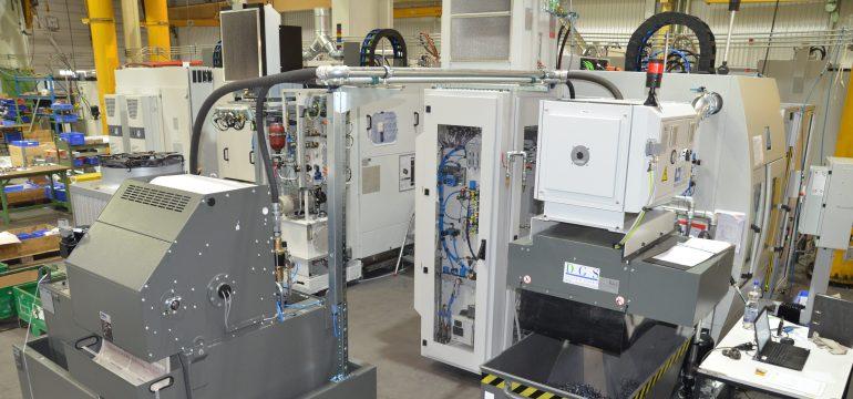 Kühlschmierstoffanlage